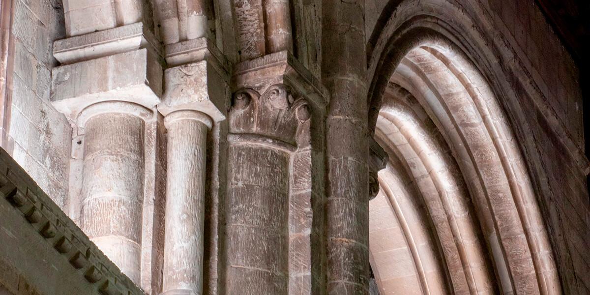 The Norman Pillars