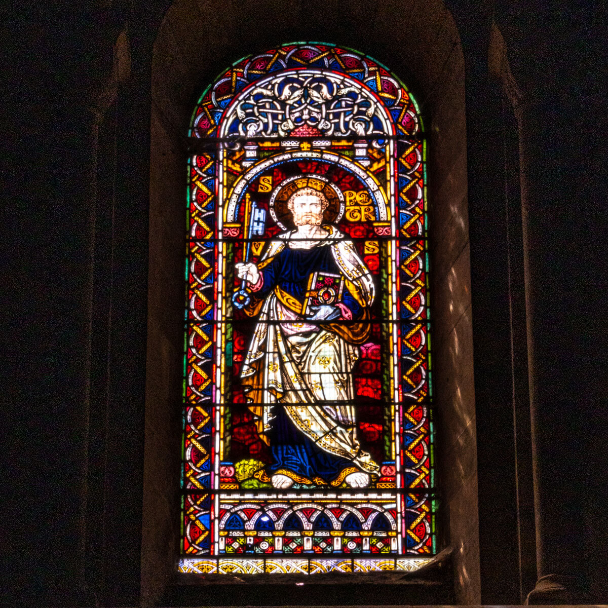 St Peter Window