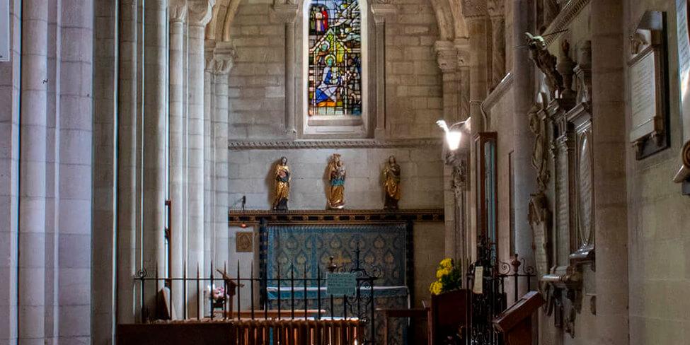 Lady Chapel - South Aisle