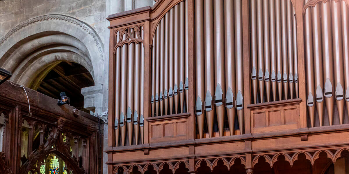 The Prioary Organ, by Norman and Beard, 1913